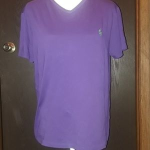 •NWT• Purple Polo by Ralph Lauren Polo